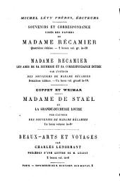 Esquisse d'un maitre: Souvenirs d'enfance et de jeunesse de Chateaubriand