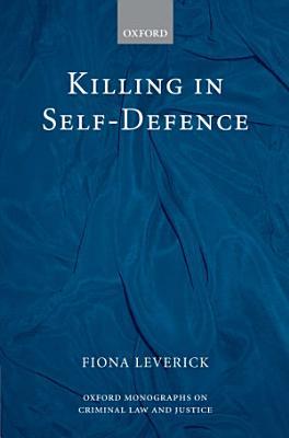 Killing in Self defence