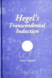 Hegel's Transcendental Induction