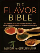 The Flavor Bible PDF