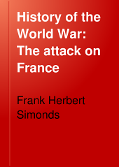 The attack on France