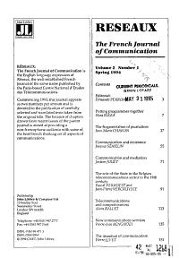 Reseaux PDF