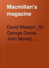 Macmillan's Magazine: Volume 24