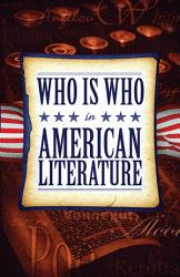Who Is Who In American Literature Book PDF