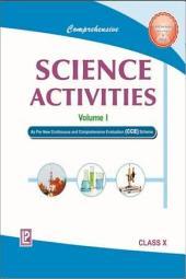 Comprehensive Science Activities-X_Vol.I & II