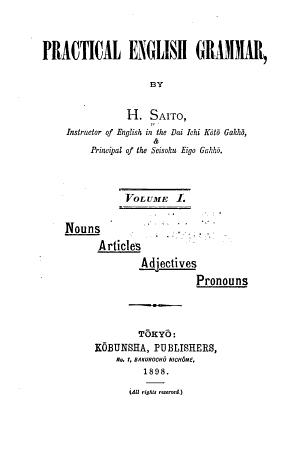 Practical English Grammar  Nouns  articles  adjectives  pronouns PDF