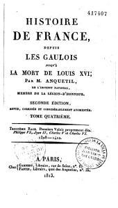 Histoire de France, 3: depuis les Gaulois jusqu'a la mort de Louis XVI