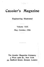 Cassier's Magazine: Volume 30