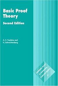 Basic Proof Theory