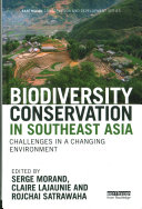 Biodiversity Conservation in Southeast Asia
