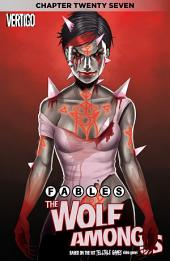 Fables: The Wolf Among Us (2014-) #27