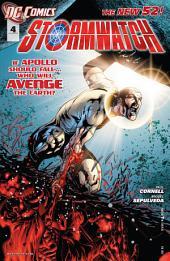 Stormwatch (2012-) #4