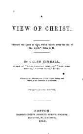 A View of Christ