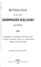 Mitteilungen: Band 32