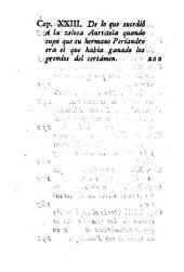 Historia de los trabajos de Persiles y Sigismunda: Volumen 1