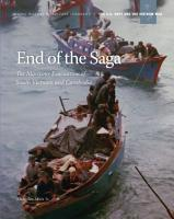 End of the Saga  The Maritime Evacuation of South Vietnam and Cambodia PDF