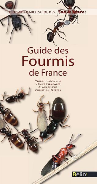 Guide des Fourmis de France PDF