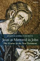 Jesus as Mirrored in John PDF