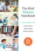 The Brief Pearson Handbook Fourth Canadian Edition Mla Update