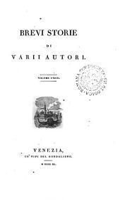 Brevi storie di varii autori