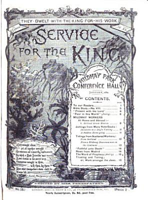 Service for the King  No 1   July 1907 PDF