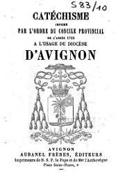 Catéchisme du diocèse d'Avignon