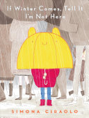 If Winter Comes Tell It I M Not Here Book PDF