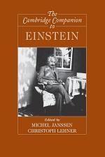 The Cambridge Companion to Einstein