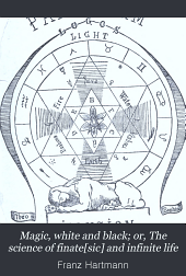 Magic, White and Black; Or The Science of Finate [!] and Infinite Life: Containing Practical Hints for Students of Occultism