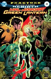 Hal Jordan and The Green Lantern Corps (2016-) #24