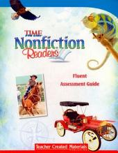 Nonfiction Readers: Fluent Assessment Guide