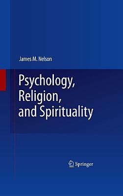 Psychology  Religion  and Spirituality