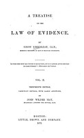 A Treatise on the Law of Evidence PDF
