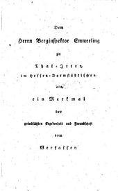 Kleine mineralogische Schriften