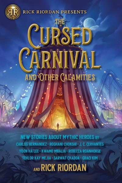 Download The Cursed Carnival and Other Calamities Book