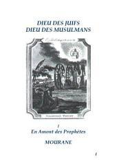 Dieu Des Juifs Dieu Des Musulmans 1