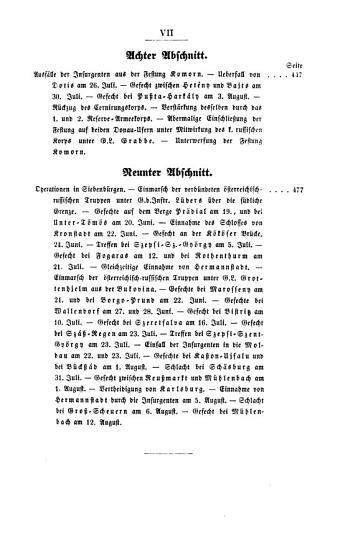 Der feldzug in Ungarn und Siebenb  rgen im sommer des jahres 1849 PDF