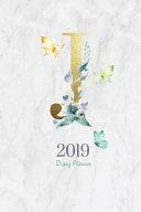 2019 Diary Planner PDF