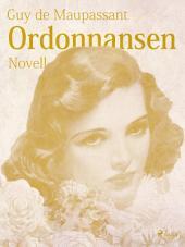 Ordonnansen
