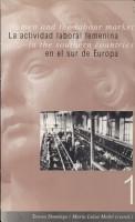 La actividad laboral femenina en el sur de Europa   Women and the labour market in the southern countries PDF