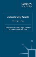 Understanding Suicide PDF