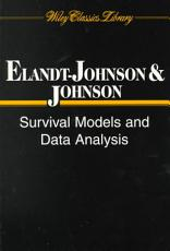 Survival Models and Data Analysis PDF