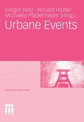 Urbane Events
