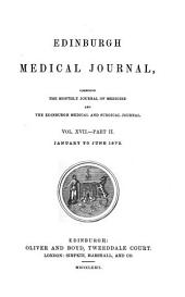 Edinburgh Medical Journal: Volume 12; Volume 17