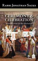Ceremony   Celebration