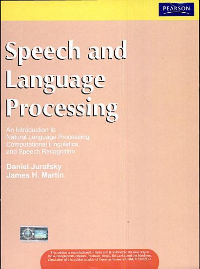 Speech   Language Processing PDF