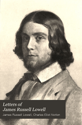 Letters of James Russell Lowell: Volume 14