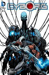 Cyborg (2015-) #2