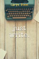 Just Write  EPUB  PDF