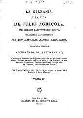 Los Anales de Cayo Cornelio Tacito, traducidos al castellano